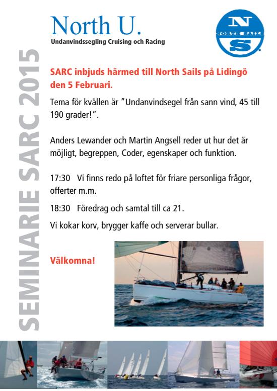SARC seminarium North